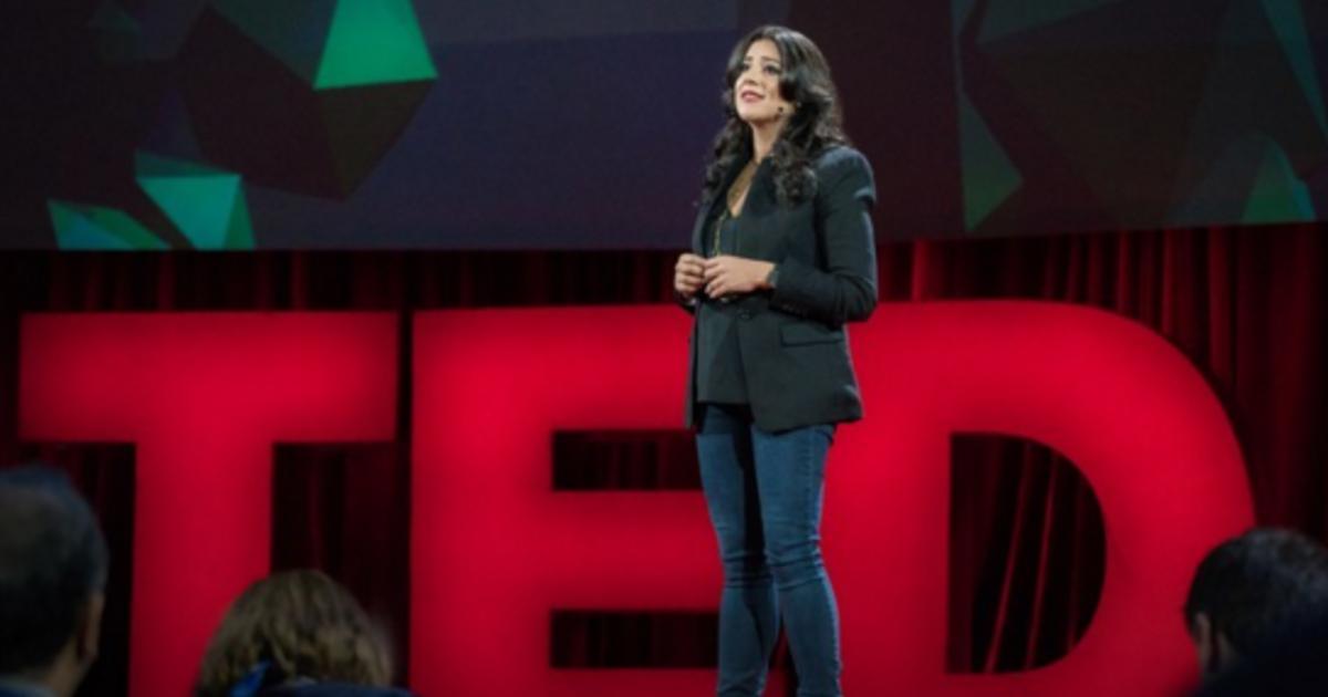 社會不需要更多「乖女兒」!感動人心的 TED 演講:「別用完美加冕女孩,讓她勇敢冒險」