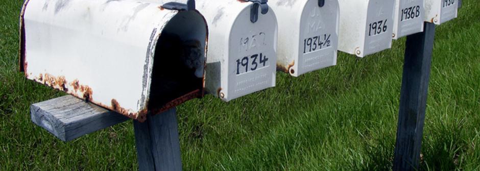 現在進行式:美國郵局的危機