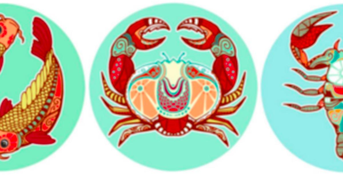 【蘇珊米勒星座專欄】雙魚、巨蟹、天蠍:水象星座三月運勢
