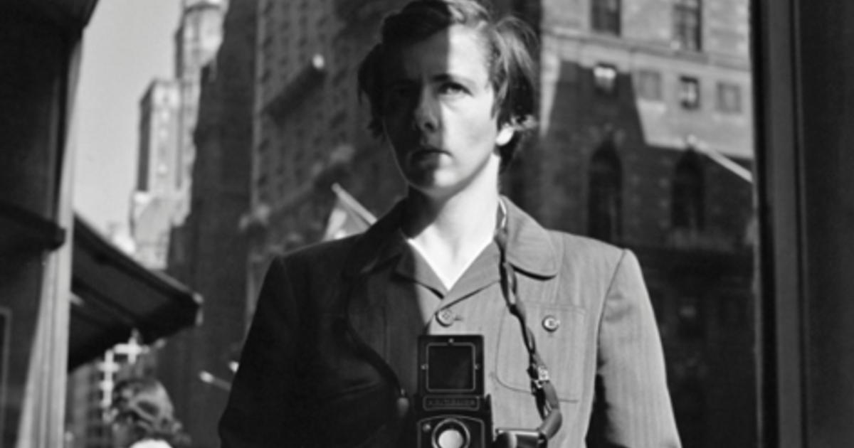 「別找我,我就活在我的攝影裡」當代最神秘的攝影師 薇薇安·邁爾