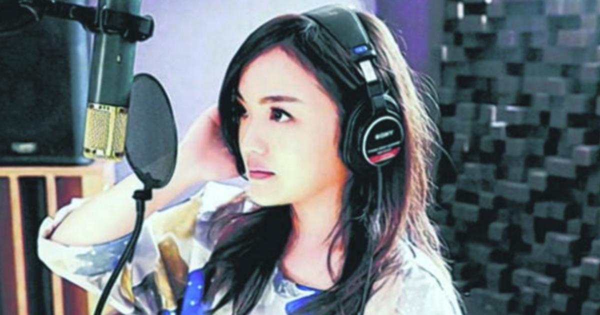 《我是歌手4》奪冠歌單:請告訴世界你的名字,徐佳瑩