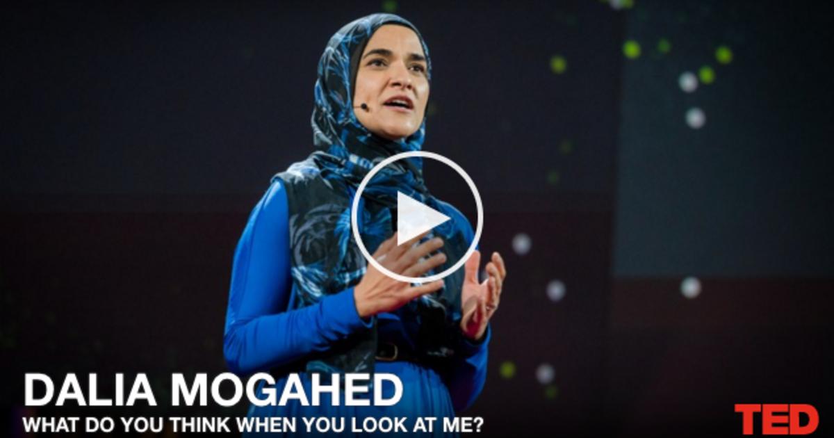 溫柔比仇恨強大!TED 演講:「我是個穆斯林,我不是恐怖份子」