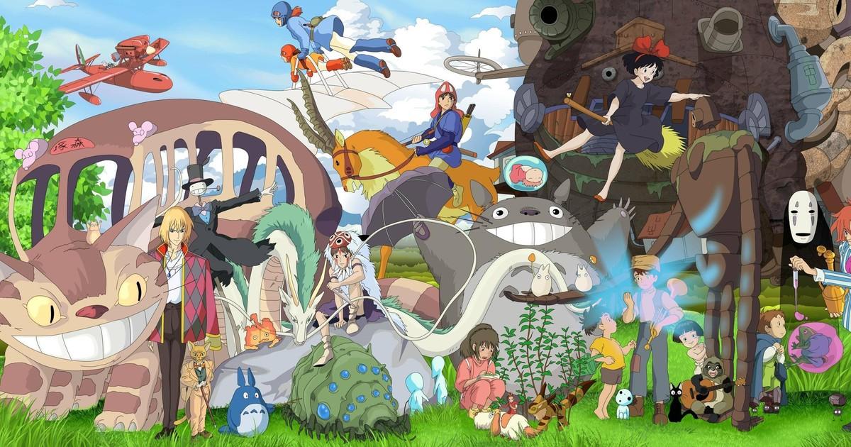 五部經典向永不退休的宮崎駿致敬:世界這麼大,總有一個人值得你溫柔
