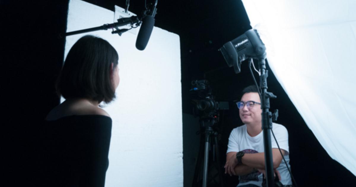 現代人,要記得把時間留給眼淚!專訪哭泣女孩計畫攝影師徐聖淵