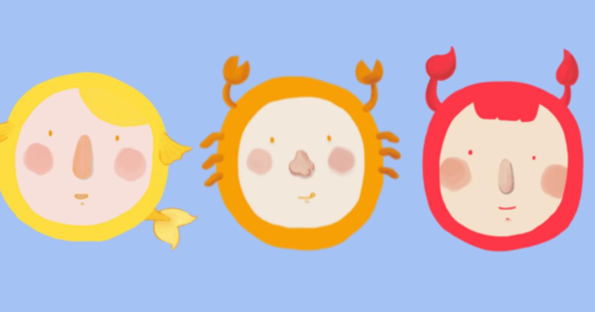 【蘇珊米勒星座專欄】雙魚、巨蟹、天蠍:水象星座四月運勢