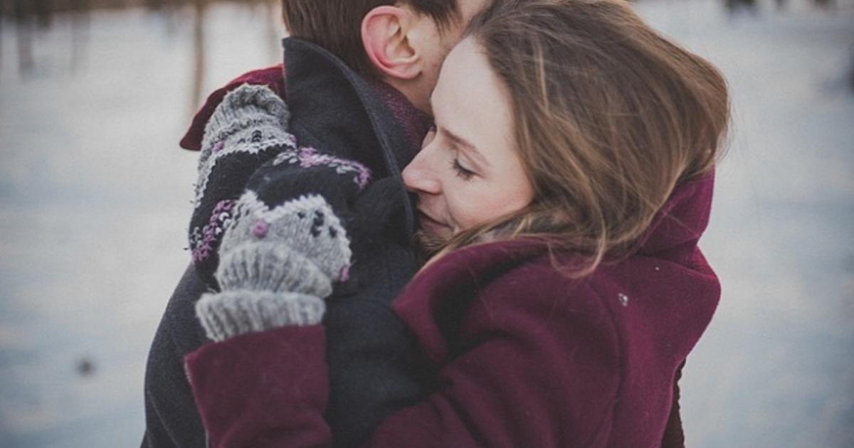 真正的愛情不是勉強在一起,而是適時相遇