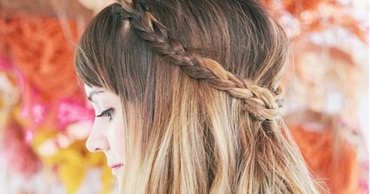 短髮女孩的辮子逆襲:四種法式魚骨辮