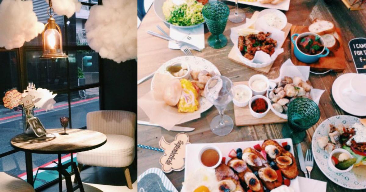 慵懶早晨!九間台北必訪的美味早午餐|女人迷 Womany
