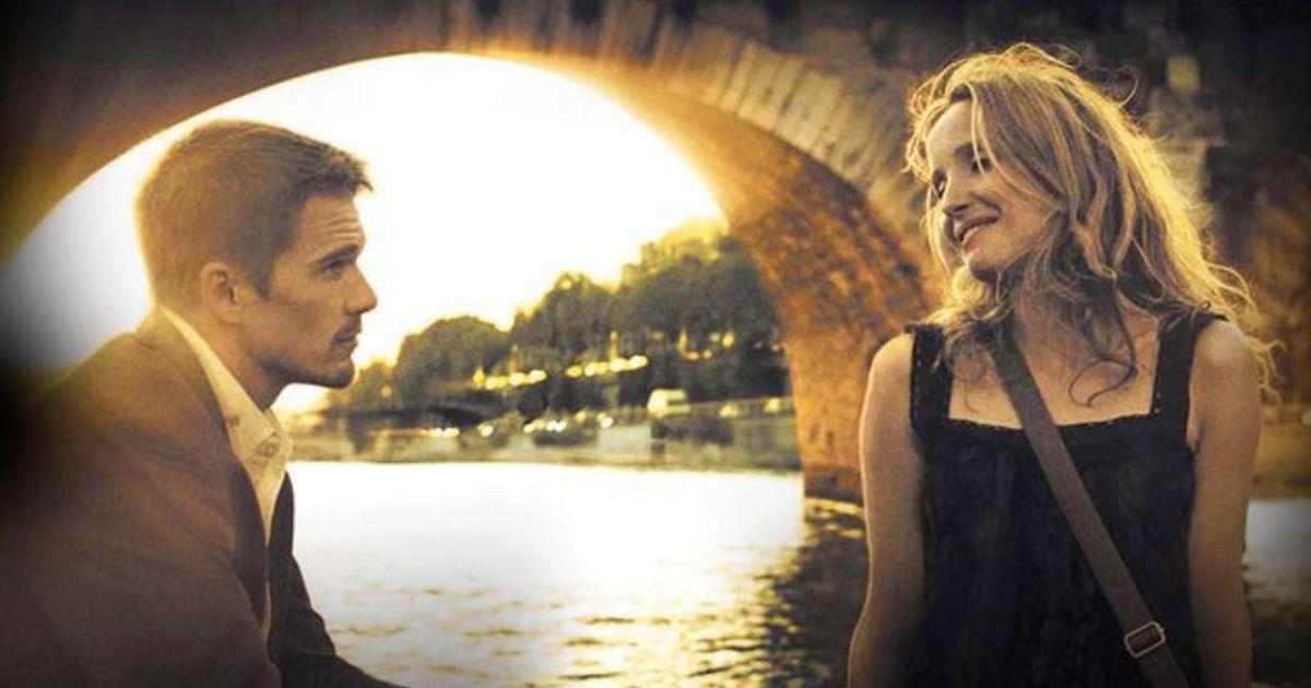 《愛在日落巴黎時》:屬於戀人的散步路徑