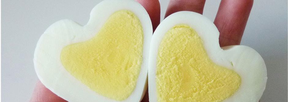 美味料理食譜:〝愛心〞早餐蛋