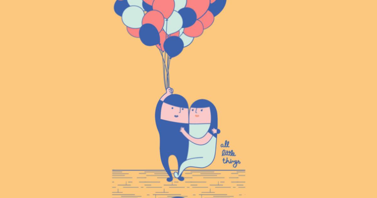 【插畫專欄】28 歲寫給青春的一封信:無畏地追求想要的生活