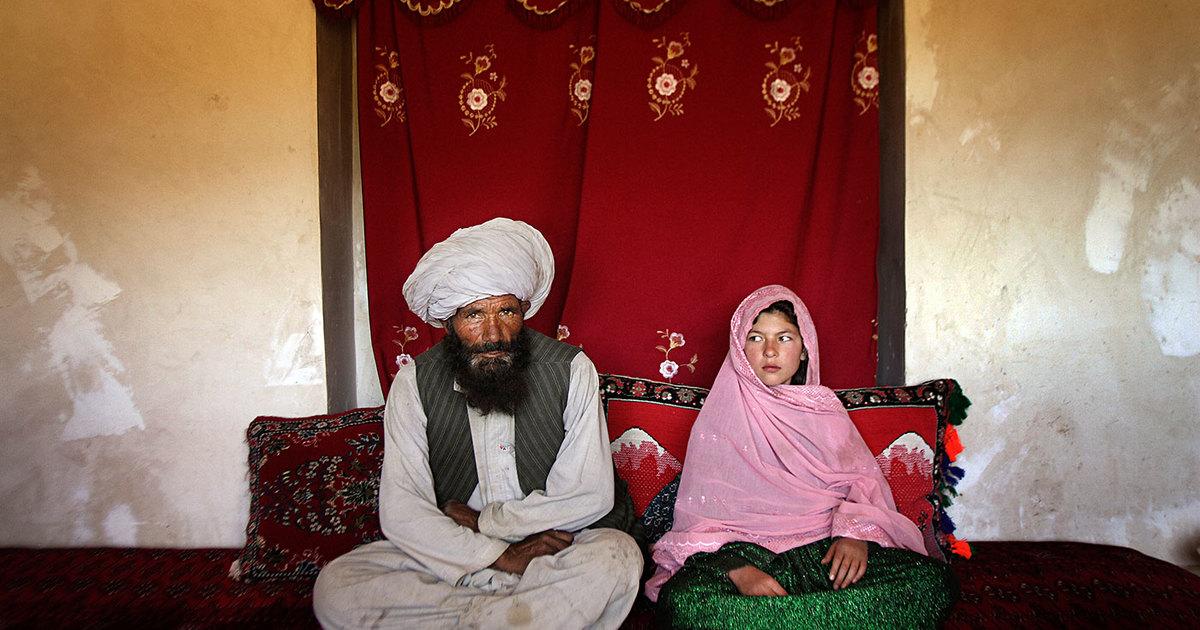 童婚悲劇何時終止?阿富汗 14 歲孕婦被活活燒死