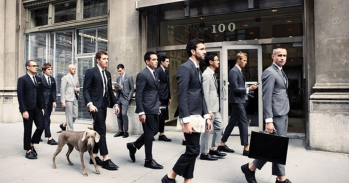 嚴謹美學!走進紐約設計師 Thom Browne 的家與世界