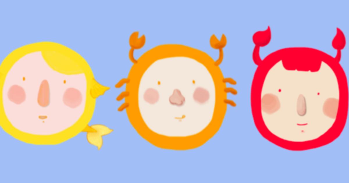 【蘇珊米勒星座專欄】巨蟹、天蠍、雙魚:水象星座八月運勢