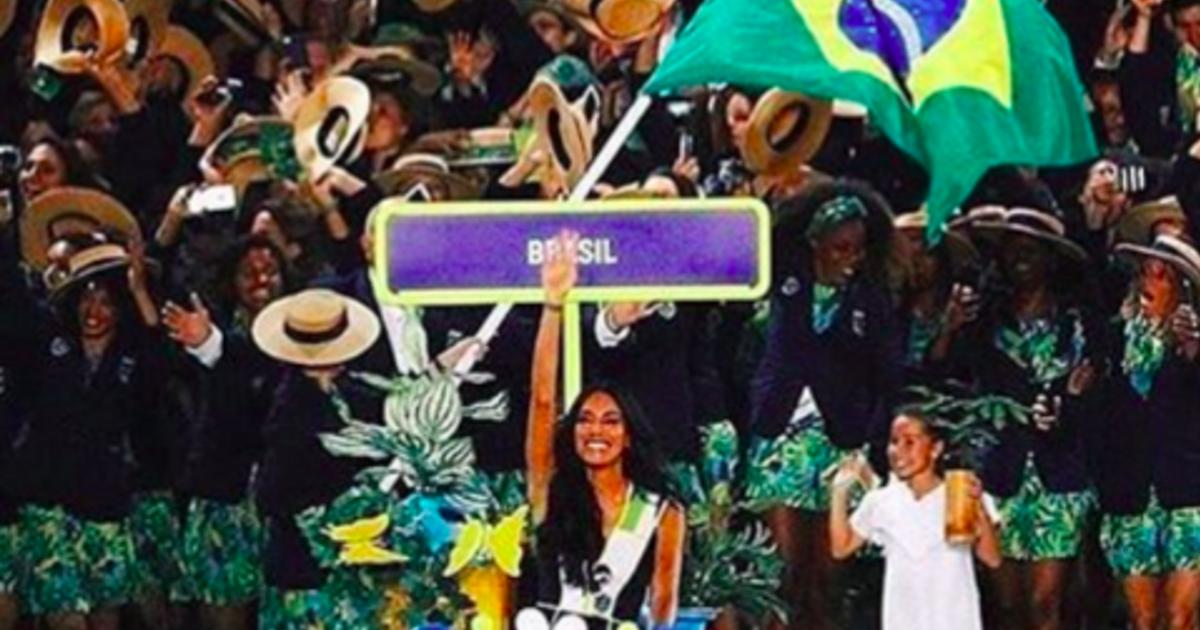 里約奧運的性別流動!跨性別超模 Lea T:「比性別更重要的是,站在場上必須知道你是誰」