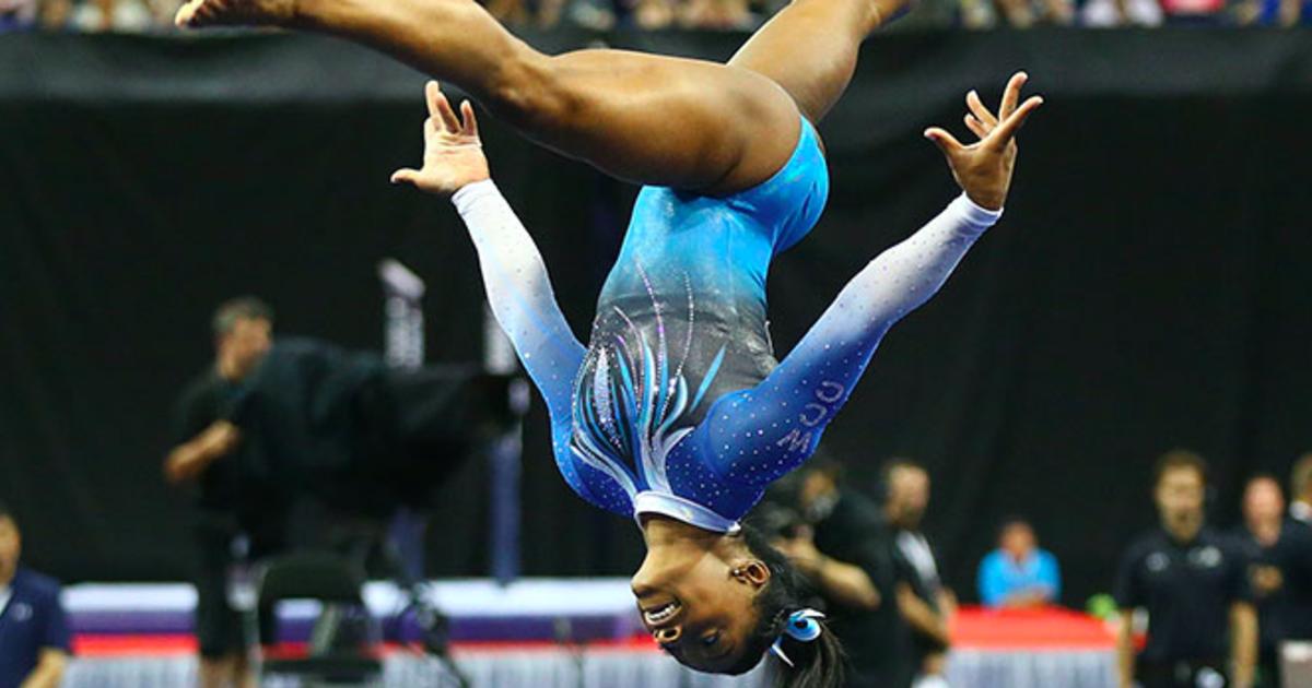 【奧運女子特輯】打破成規成就自己!第一次挑戰奧運的 Simone Biles
