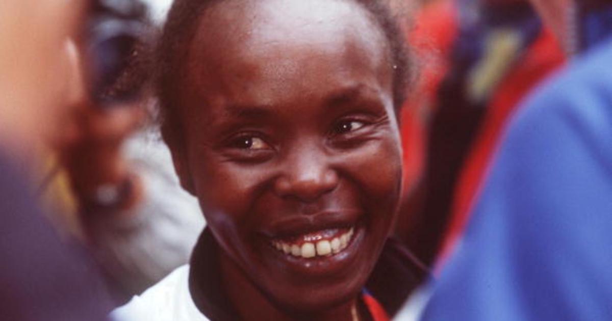 【奧運女子特輯】難民代表隊推手!泰格拉·洛魯佩:只要跑下去,前方就有路