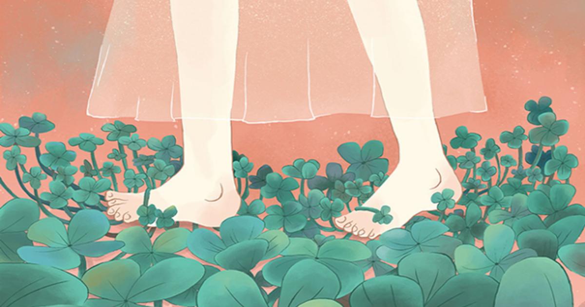 【插畫專欄】每一段關係,都有屬於自己相愛的感覺