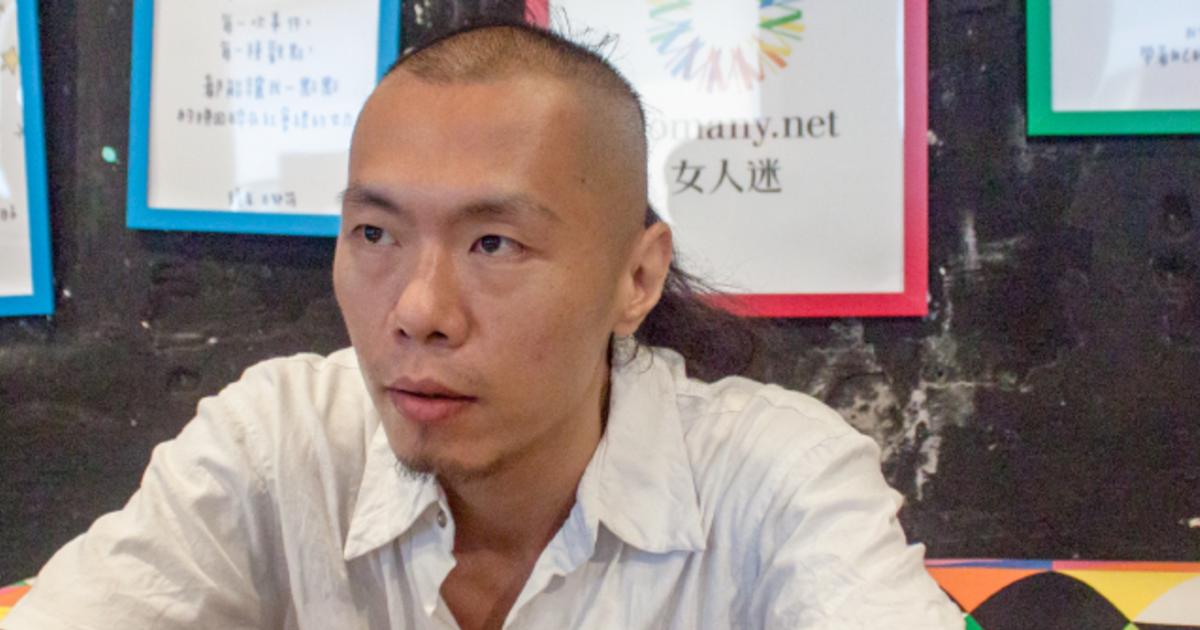 專訪超「台」設計師小子:台灣人就是死不承認自己很複雜!|女人迷 Womany