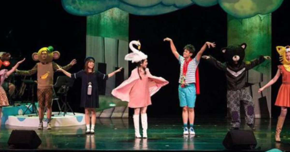 專訪兒童音樂女王謝欣芷:給小孩的音樂不能假掰