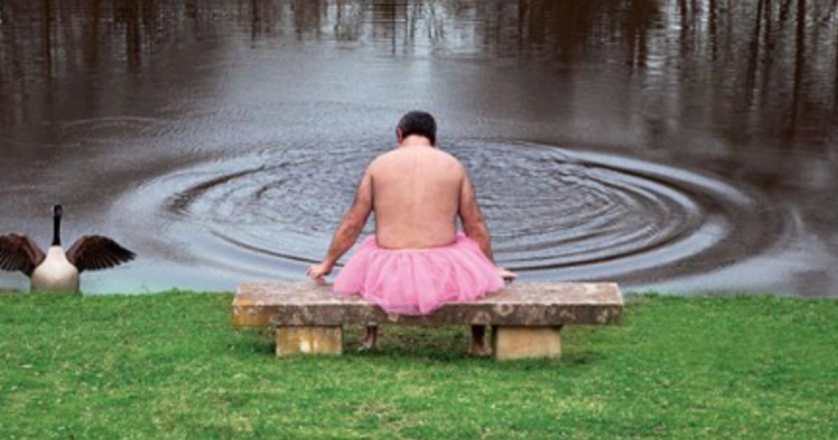 專訪穿粉紅蓬裙的男人:妻子罹癌後,我想讓她記得快樂