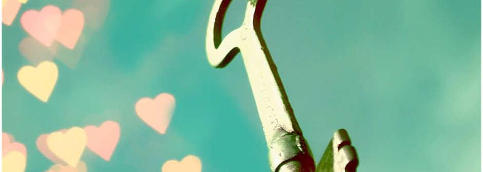 付出愛,是通往幸福的鑰匙