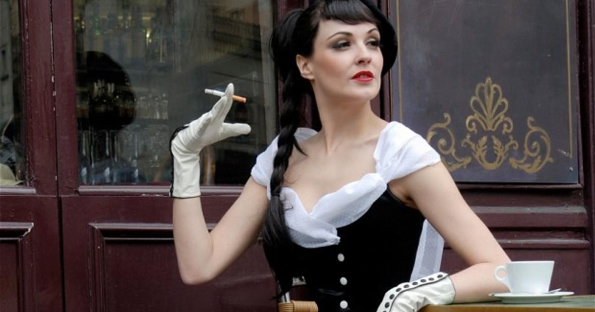 法國文化觀察:誰說法國女人不會胖?