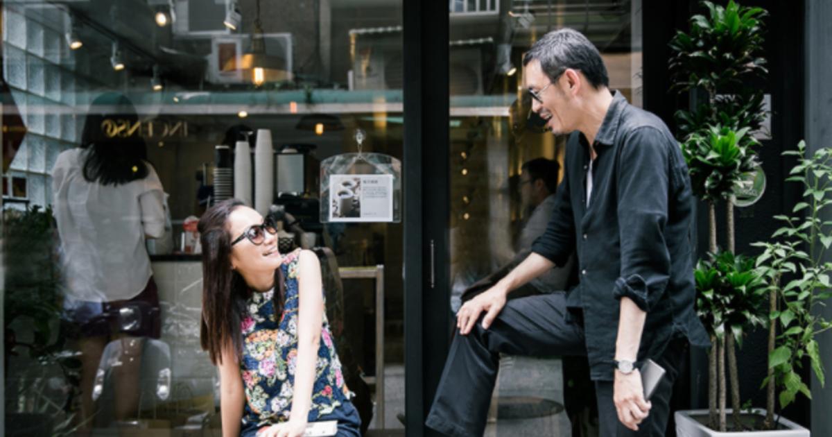 馬家輝X李維菁對談:寫小說是拆解自己,打掉重練