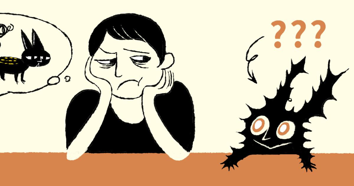 【小鬱亂入專欄】情緒變化不等於憂鬱症!與憂鬱症相似的五種精神疾病