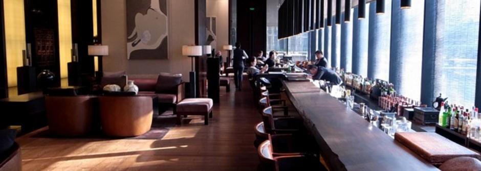 上海 璞麗酒店下午茶(中英對照)