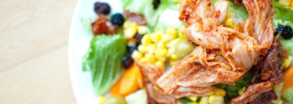 美味料理食譜:香辣泡菜沙拉