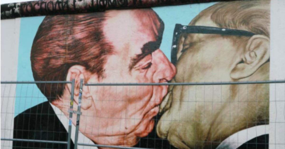 【文化旅記】拜訪柏林圍牆:越過歷史的自由靈魂