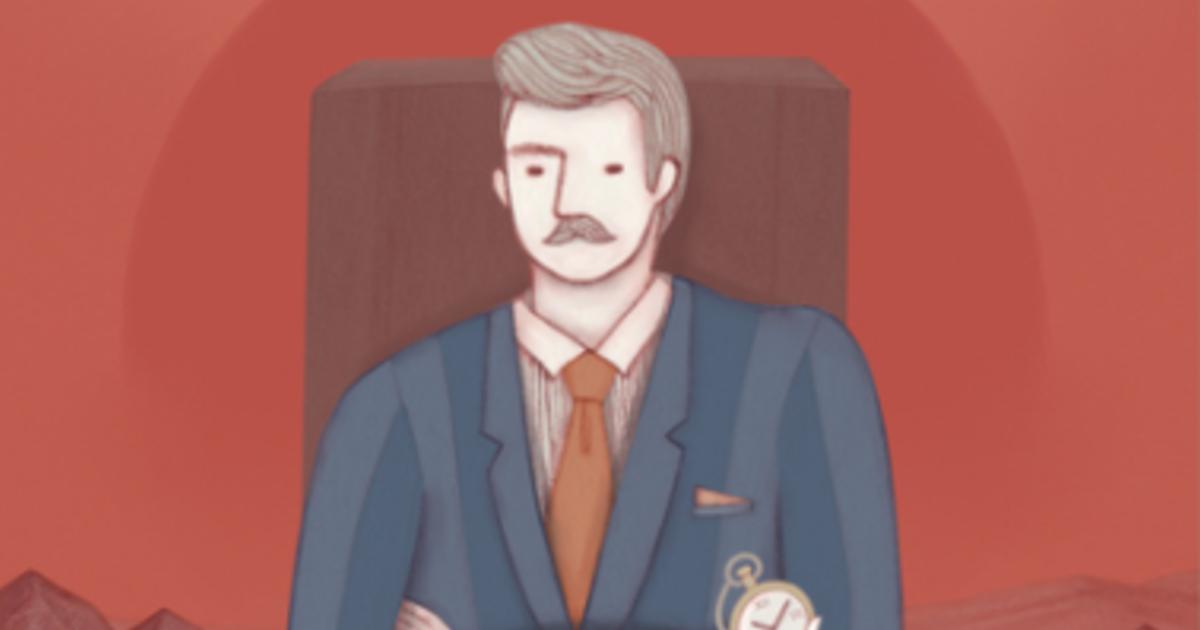 【塔羅插畫】國王牌:國王的責任,是撐起自己的江山