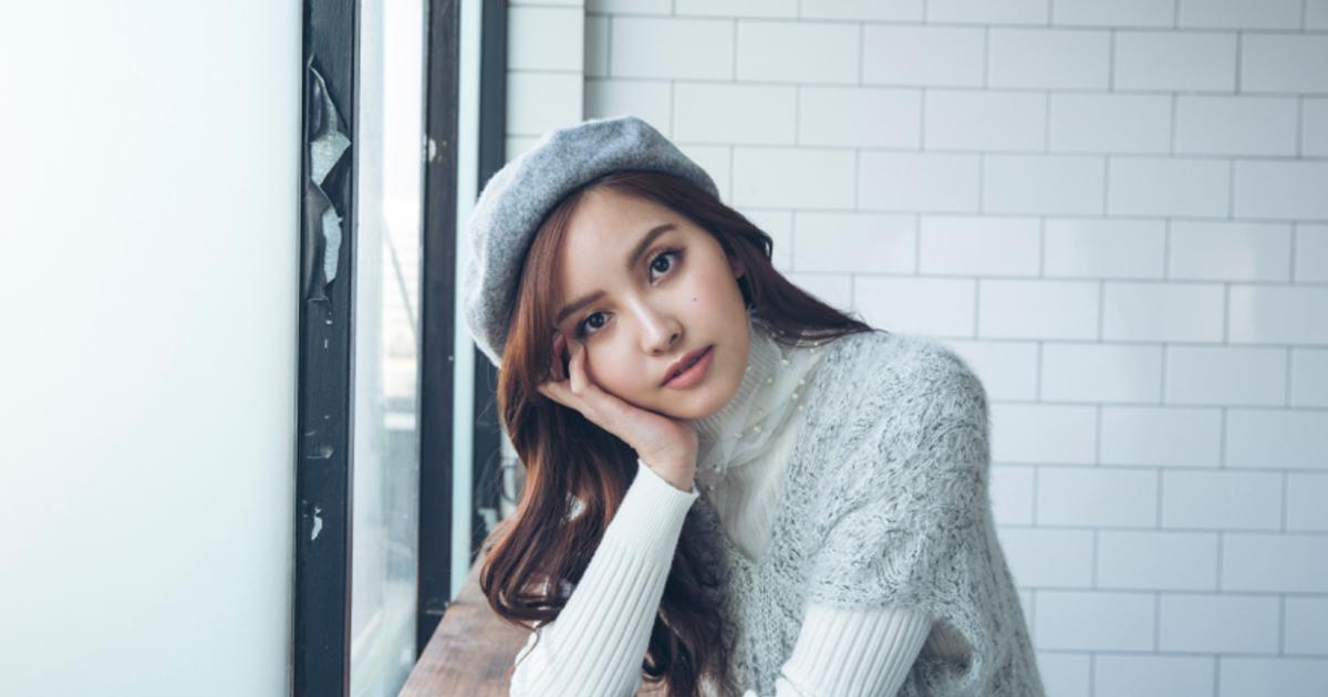 灰色地帶的各種色彩,給不同風格的妳最適合的冬季穿搭