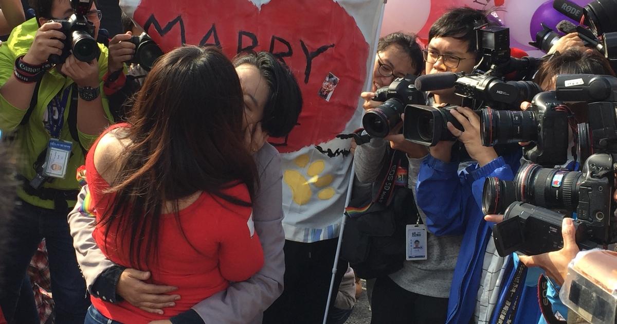 【現場更新】為婚姻平權站出來!凱道音樂會:人生很長,我願意陪你一起走完