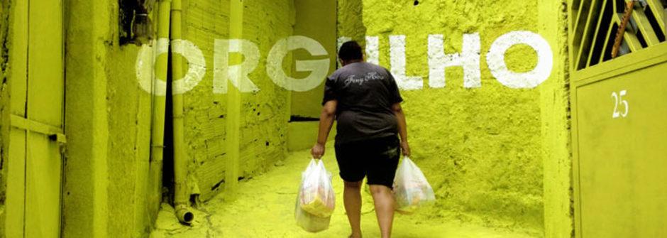 巴西 用藝術的雙手打造自信與希望的未來