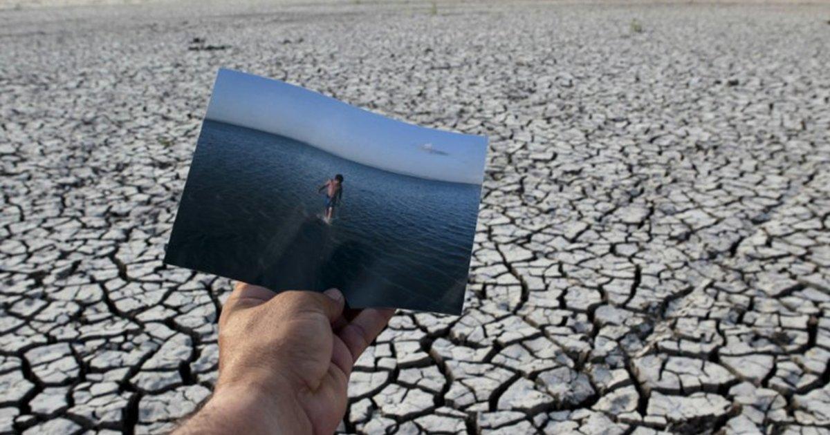 紀實攝影集:枯竭、乾旱、暖化,地球正在死亡你看見了嗎?