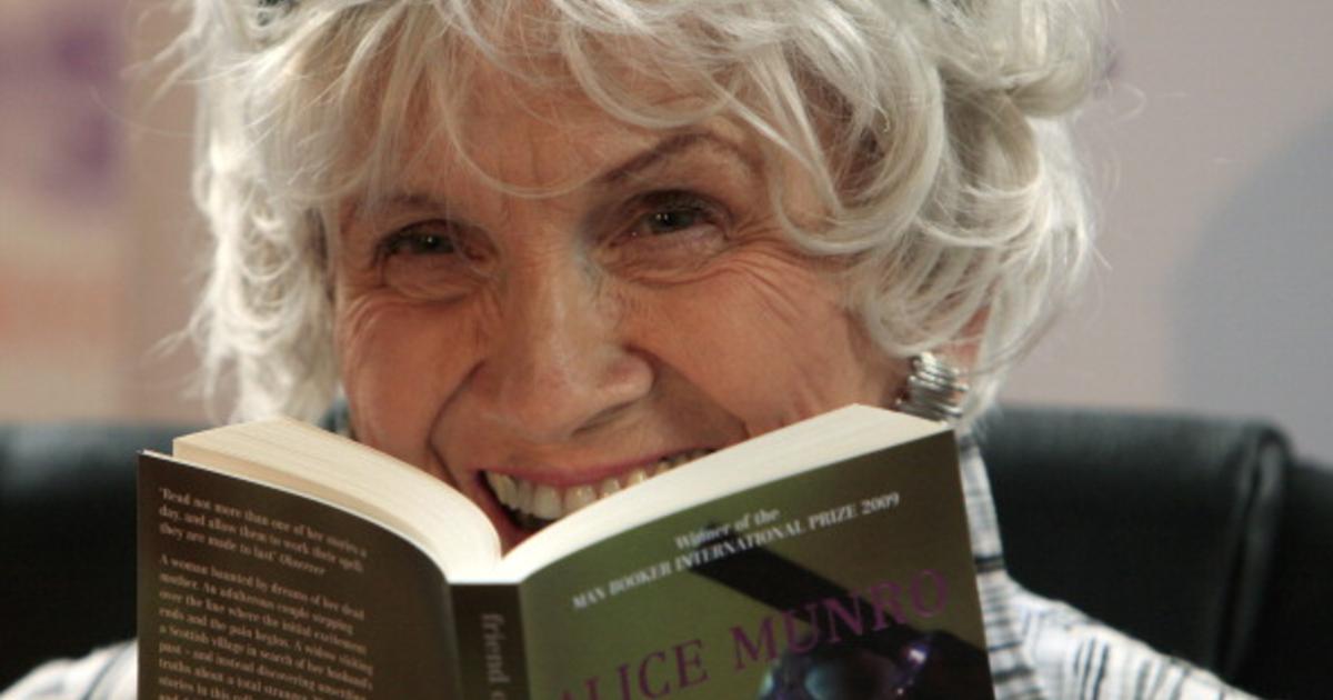 【閱讀女作家】閱讀艾莉絲孟若的小說之潮