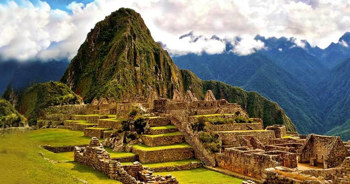 秘魯的天空之城:日常,是我最愛的流浪風景