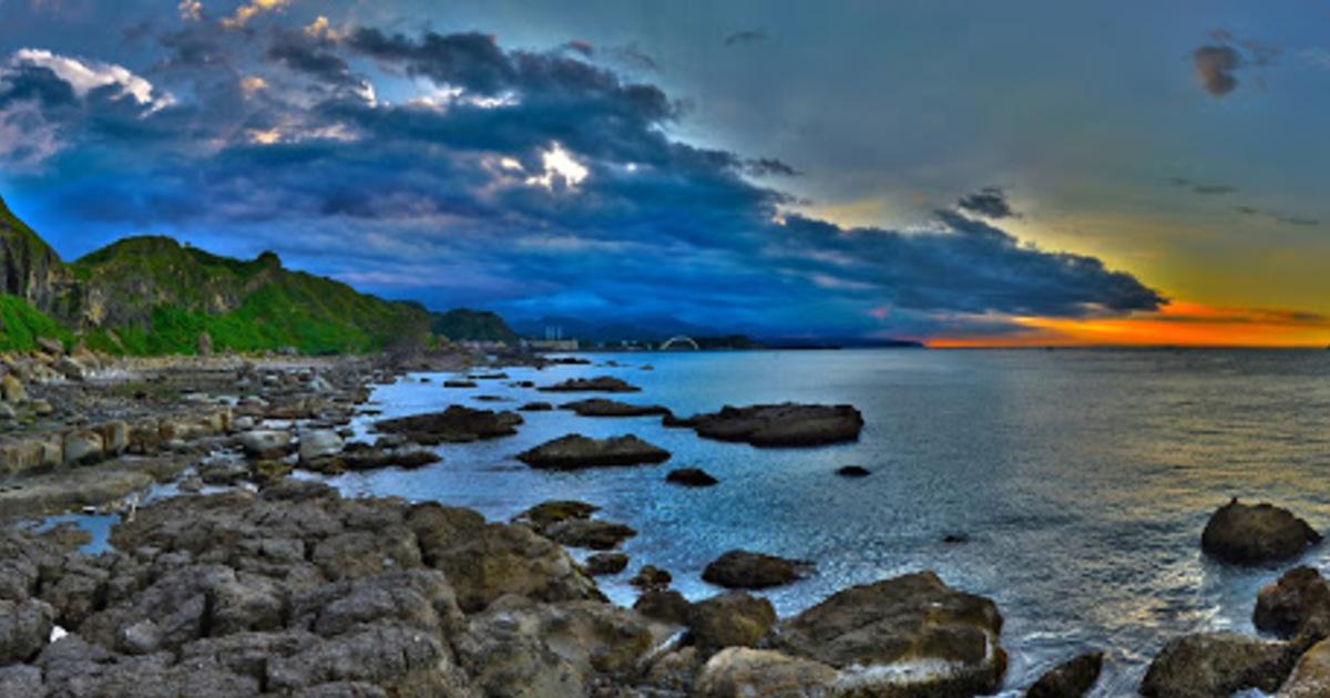 看海人最愛的北海岸秘境:龍洞、象鼻岩、八斗子|女人迷 Womany