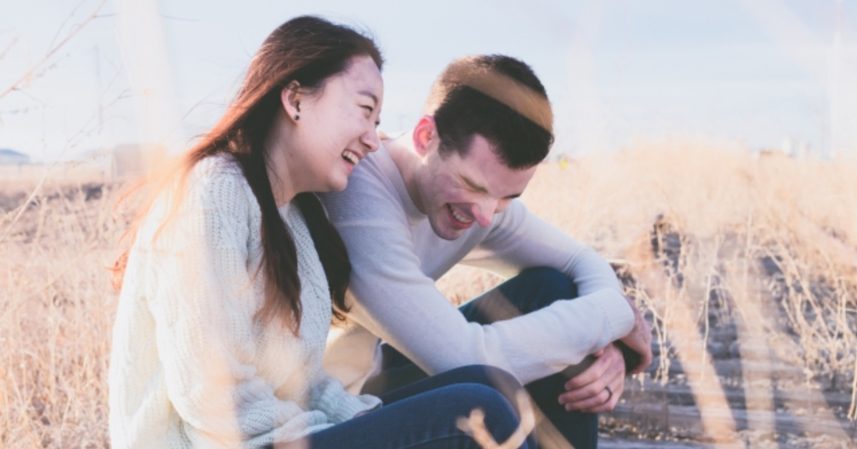 遠距離的愛:我們獨自生活,依然把彼此捧在心上