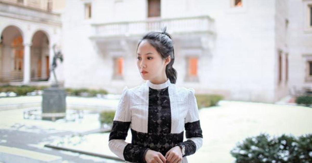 穿搭日記:如何把春日的蕾絲穿得甜美酷勁?