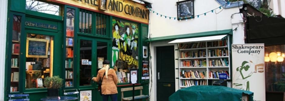 來去歐洲逛書店