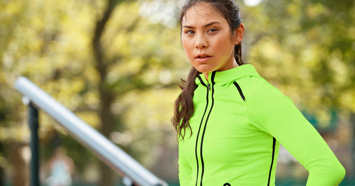 【運動小姐】前進是為了抵達目標,登高是為了看見更多的可能