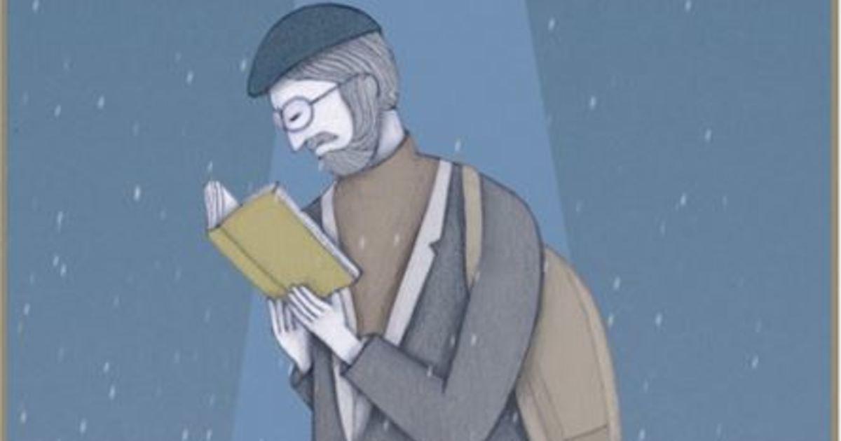 【塔羅插畫】隱者:生命,每個人自有意義