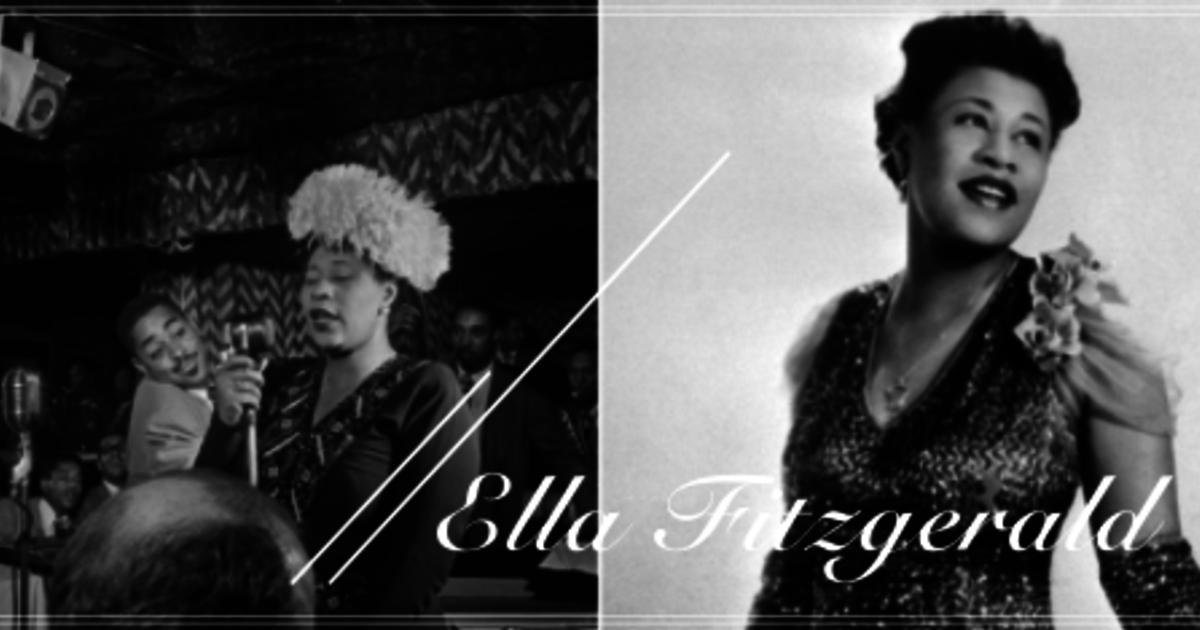 百年冥誕!爵士樂第一夫人艾拉:你要往哪去,比你從哪來更重要
