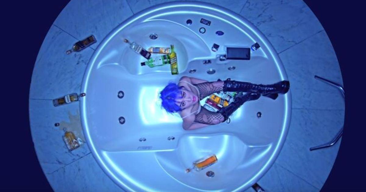 【高小糕惡女說】藍頭髮的女孩與音樂城堡的死男孩