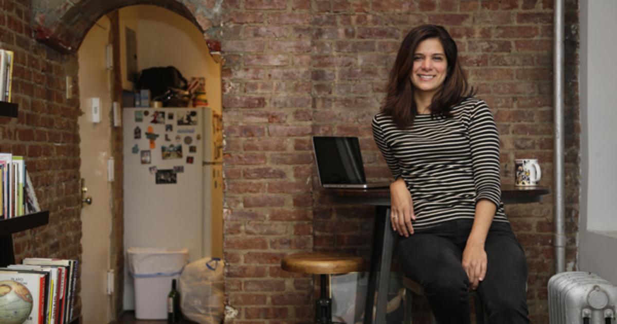 家庭主婦的經濟逆襲之路,Airbnb 推了一把