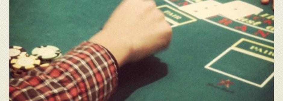 【帶著撲克牌去旅行】vol.17 賭場乞丐