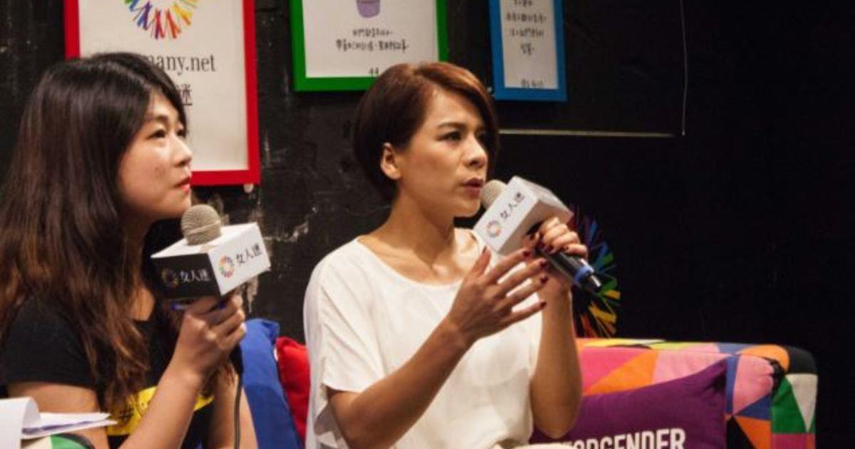 【直擊】江美琪獨時沙龍:我的失敗是我的偉大